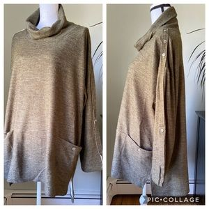 Simply Noelle cowl neck sweater